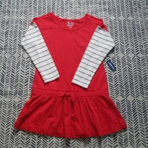 NWT Girl's Old Navy Red Dress Size 5